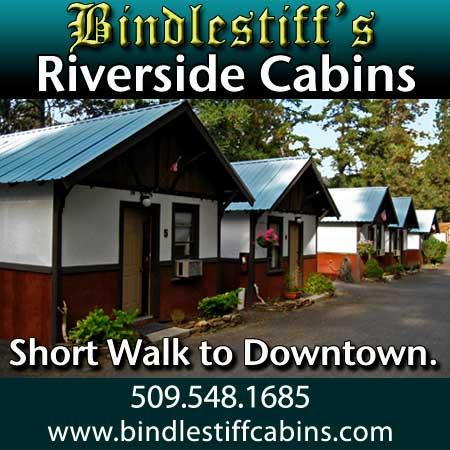 Accommodations for Bindlestiff s riverside cabins leavenworth wa